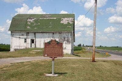 Battle of Phillips Corners Marker Photo, Click for full size