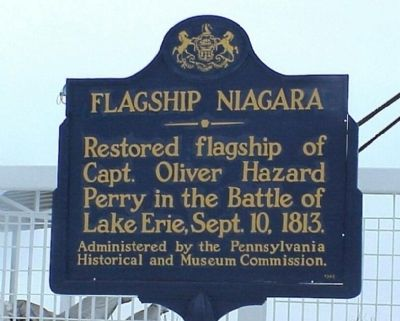Flagship Niagara Marker image. Click for full size.