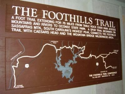 The Foothills Trail image. Click for full size.