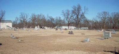 Area photo of Rolston Cemetery image. Click for full size.