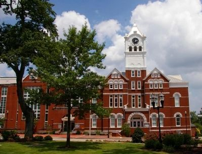 Henry County Courthouse image. Click for full size.