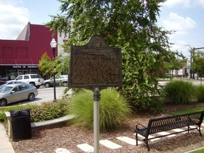 Hart County Marker image. Click for full size.