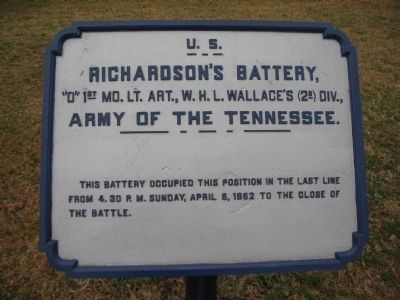 Richardson's Battery Tablet image. Click for full size.