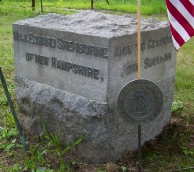 Major Edward Sherburne Monument image. Click for full size.