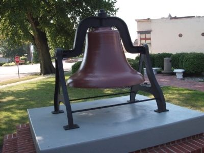 Other View - - Old Town Bell image. Click for full size.