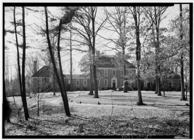 Ampthill (moved to 211 Ampthill Road, Richmond, Virginia). image. Click for full size.
