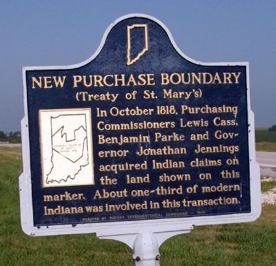New Purchase Boundary Marker image. Click for full size.