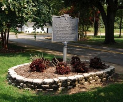 Town of Irmo Marker - Front image. Click for full size.