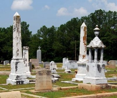 St. Andrew's Lutheran Church Cemetery image. Click for full size.