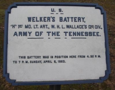 Welker's Battery Tablet image. Click for full size.