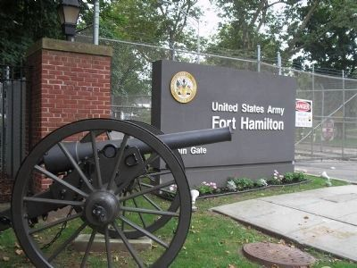 Fort Hamilton image. Click for full size.