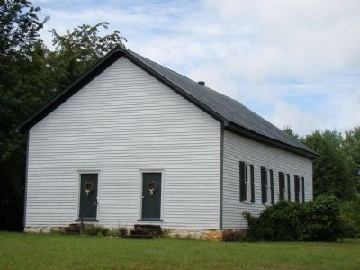 Earlysville Union Church image. Click for full size.