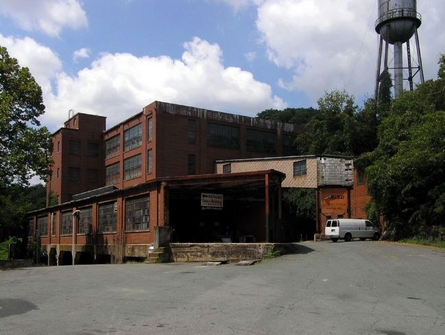 Charlottesville Woolen Mills image. Click for full size.