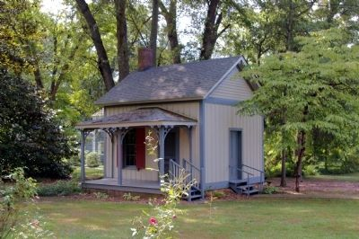 Schoolhouse at Rose Lawn Photo, Click for full size