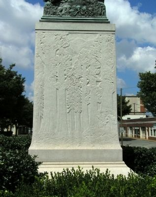 The Meriwether Clark and William Clark Sculpture image. Click for full size.