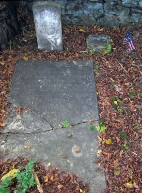 Jesse Pitman Lewis grave site image. Click for full size.