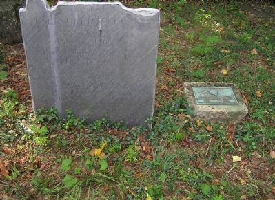 Taliaferro Lewis grave site image. Click for full size.