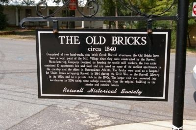 The History of the Old Bricks image. Click for full size.