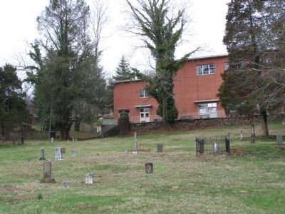 African-American Cemetery - Lewisburg, WV image. Click for full size.