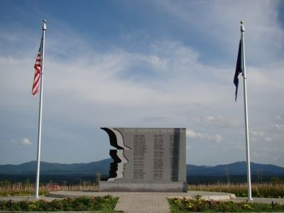 VDOT Workers' Memorial image. Click for full size.
