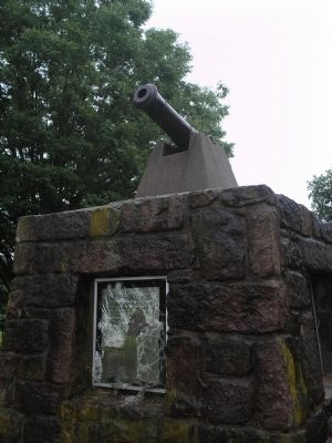 Battle of The Short Hills Monument Photo, Click for full size