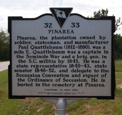 Pinarea Marker image. Click for full size.