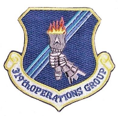 319th Operations Group Emblem image. Click for full size.