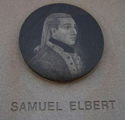 Samuel Elbert image. Click for full size.