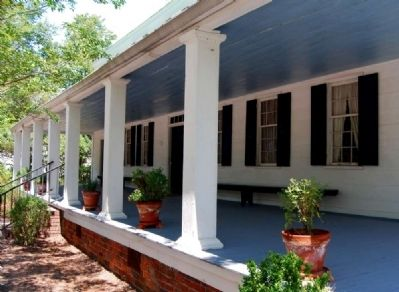 John Fox House - Front Porch image. Click for full size.