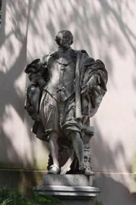 Telfair Academy of Arts & Sciences Rubens Statue Photo, Click for full size