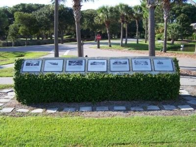 The Hilton Head Island Historical Society, Port Royal Interpretive Markers image. Click for full size.