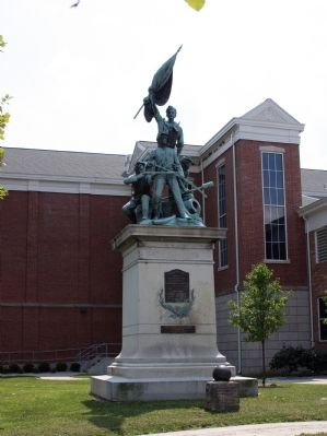 Other Full View - - Civil War Memorial image. Click for full size.
