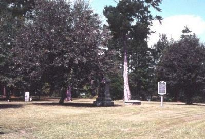 Grave of Major Majoribanks / Northampton Marker image. Click for full size.
