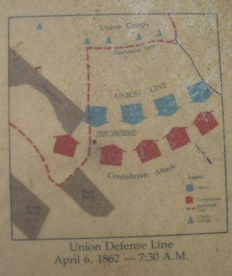 Close Up of the Battle Map Photo, Click for full size
