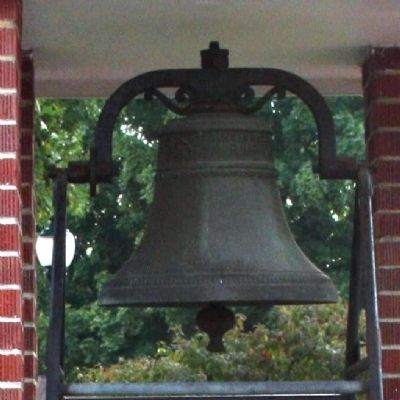 The Orleans School Bell image. Click for full size.