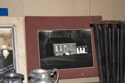 Old Photo of Home and Other Items image. Click for full size.