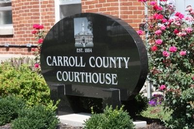 Courthouse Sign Photo, Click for full size