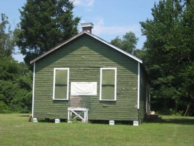 Rosenwald School image. Click for full size.