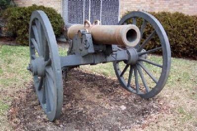 24-pdr Field Howitzer Model 1841 image. Click for full size.