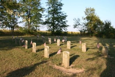Fort McArthur Cemetery Photo, Click for full size