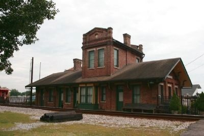 Stevenson Depot Photo, Click for full size