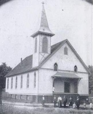 Allen Temple AME Church image. Click for full size.