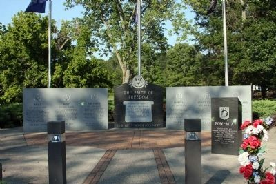 Other Full View - The Price of Freedom Marker Photo, Click for full size