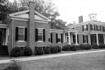 Moss Neck Manor, Caroline County image. Click for full size.