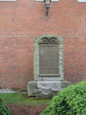 Cheshire World War I Monument image. Click for full size.