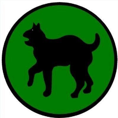 81st Infantry Division Emblem Photo, Click for full size