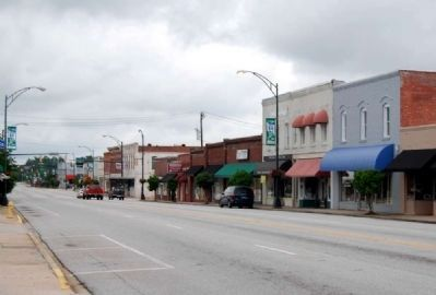 Fountain Inn Downtown image. Click for full size.