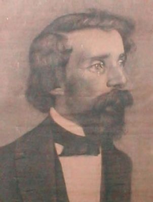 William King Easley<br>1825-1872 image. Click for full size.