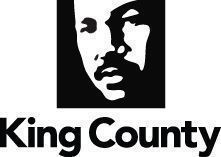 The logo for King County, WA. image, Click for more information