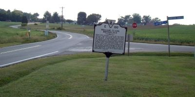 William Clark Birthplace Marker image. Click for full size.